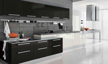 siyah-beyaz-mutfak-dolabi